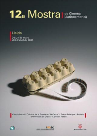 12a Mostra de cinema llatinoamericà de Lleida