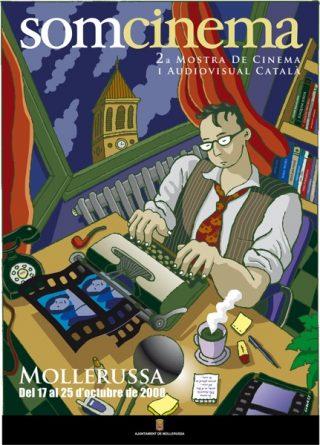 2a Mostra de cinema i audiovisual català «Som Cinema» Mollerussa