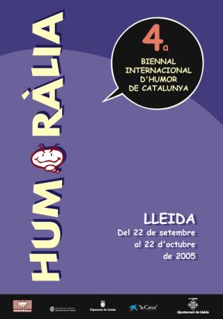 4a Biennal internacional d'humor gràfic «Humoràlia»